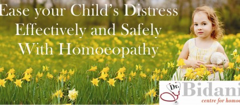 Effective and Safe Homoeopathy for your Children