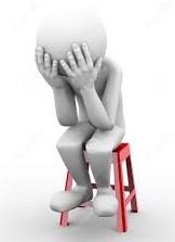 Depression clipart